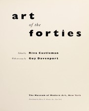Art of the forties