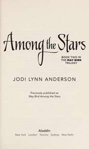 Cover of: Among the stars | Jodi Lynn Anderson