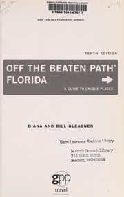 Cover of: Florida Off the Beaten Path, 10th | Diana Gleasner