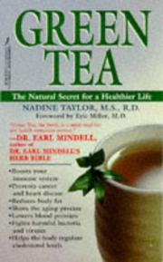 Cover of: Green tea