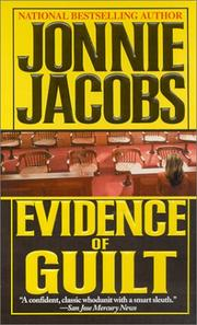 Cover of: Evidence of guilt