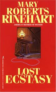 Cover of: Lost Ecstasy