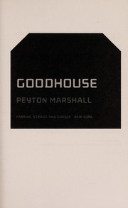 Cover of: Goodhouse