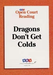 Cover of: Dragons don't get colds | Dottie Raymer
