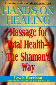 Cover of: Hands-On Healing