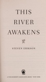 Cover of: This river awakens