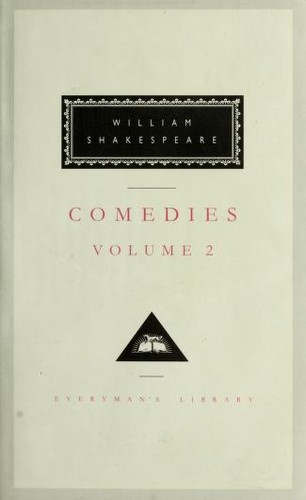 The Comedies by William Shakespeare