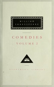 Cover of: The Comedies | William Shakespeare