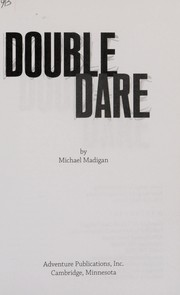 Cover of: Double dare | Michael Madigan