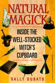 Cover of: Natural Magick