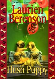 Cover of: Hush puppy | Laurien Berenson
