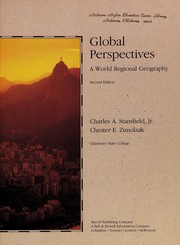Cover of: Global perspectives | Charles A. Stansfield