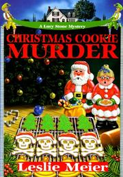 Cover of: Christmas Cookie Murder