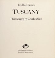 Cover of: Tuscany