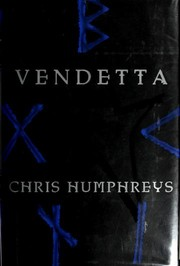 Cover of: Vendetta | Chris Humphreys