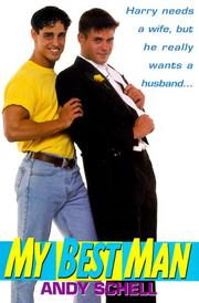 Cover of: My best man