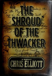 Cover of: The shroud of the thwacker