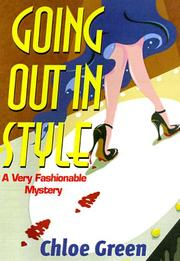 Cover of: Going out in style