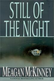 Cover of: Still of the night | Meagan McKinney
