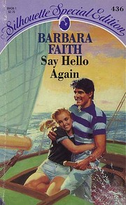 Cover of: Say Hello Again