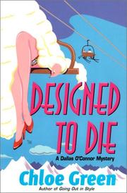 Cover of: Designed to die