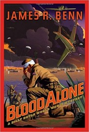 Cover of: Blood Alone | James R. Benn