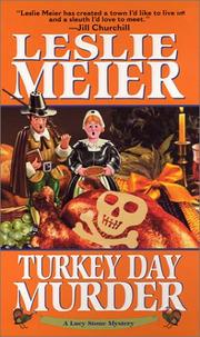 Cover of: Turkey Day murder: a Lucy Stone mystery