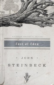 Cover of: East of Eden | John Steinbeck