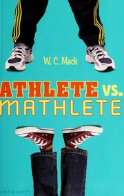 Cover of: Athlete vs. mathlete | Winnie Mack