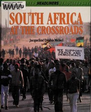 Cover of: South Africa at the crossroads