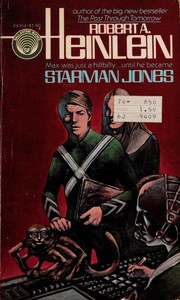 Cover of: Starman Jones