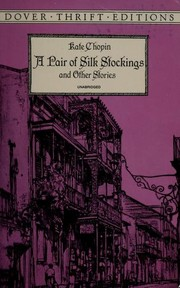 Cover of: A pair of silk stockings and other stories