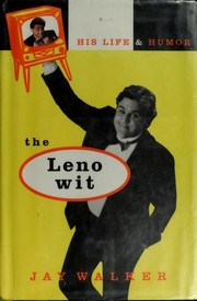Cover of: The Leno wit | Walker, Jay