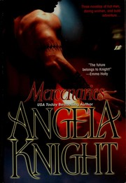 Cover of: Mercenaries | Angela Knight