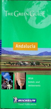 Cover of: Michelin the Green Guide Andalucia | Nadia Bosques