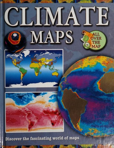 Climate maps by Cynthia O'Brien