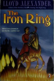 Cover of: The Iron Ring (Novel) | Lloyd Alexander