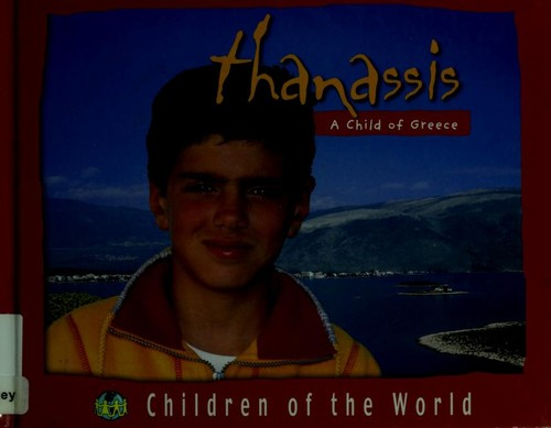 Children of the World - Thanassis by Alain Gioanni