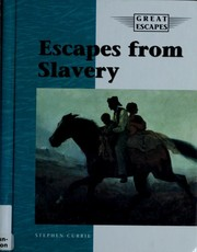 Cover of: Escapes from slavery
