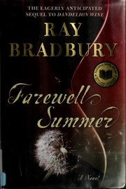 Cover of: Farewell Summer