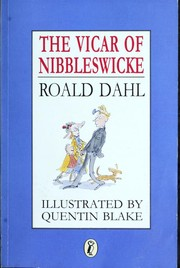 Cover of: The vicar of Nibbleswicke