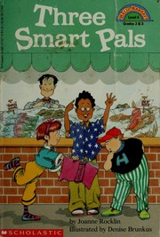 Cover of: Three smart pals
