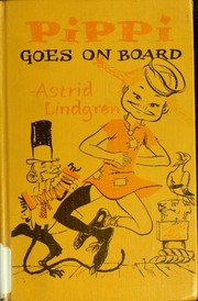 Cover of: Pippi Goes on Board