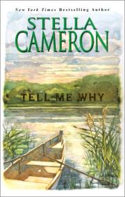 Cover of: Tell me why
