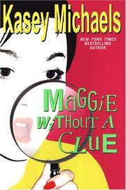 Cover of: Maggie without a clue