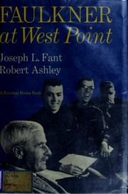 Cover of: Faulkner at West Point