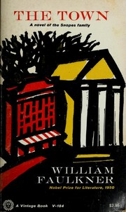 Cover of: The town | William Faulkner