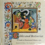 Cover of: Bibles and bestiaries | Elizabeth B. Wilson
