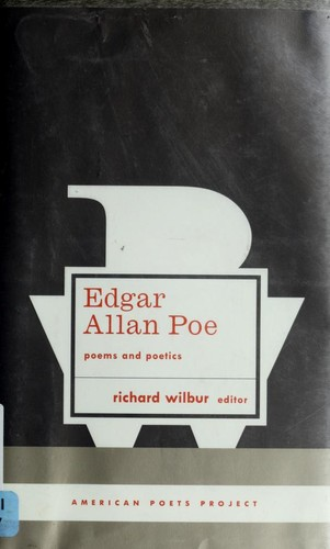 Poems and poetics by Edgar Allan Poe