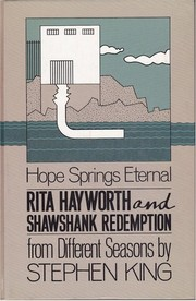 Cover of: Rita Hayworth and Shawshank Redemption
